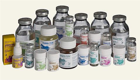 Гомеопатические средства фирмы Хелвет. Гомеопатия для животных.